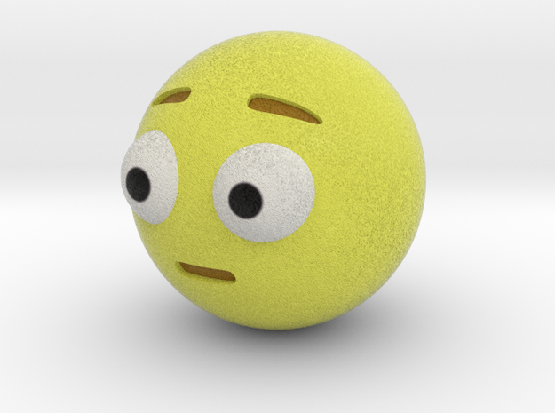 Emoji31 in Full Color Sandstone