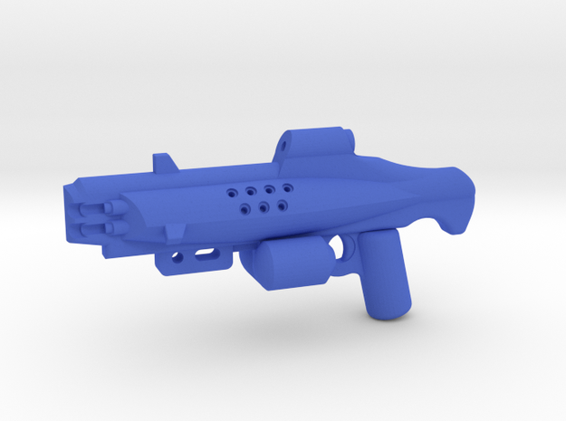 Rival Sun in Blue Processed Versatile Plastic