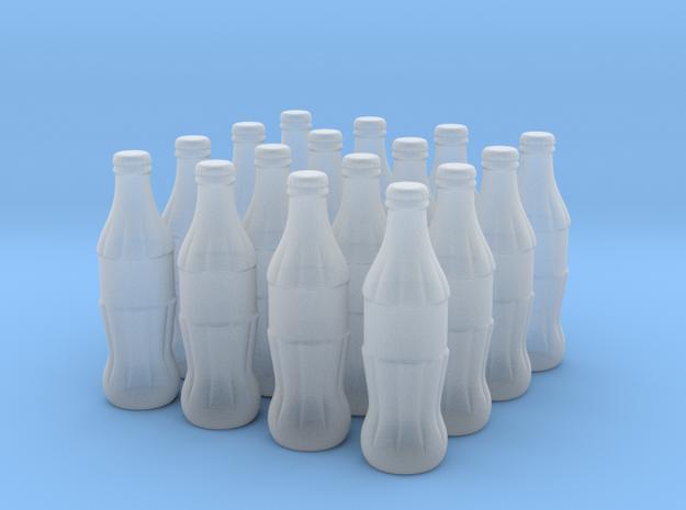 1/16 Coca Cola bottle in Smoothest Fine Detail Plastic