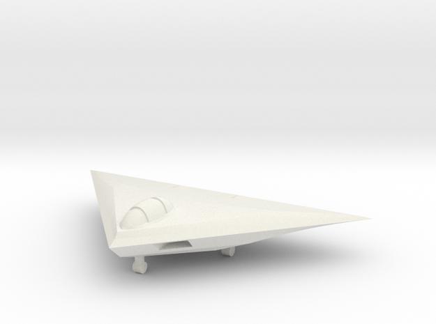 1/144 A-12 Avenger (x1) in White Natural Versatile Plastic