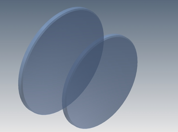 EC 135 Camera Lens (required) 3d printed