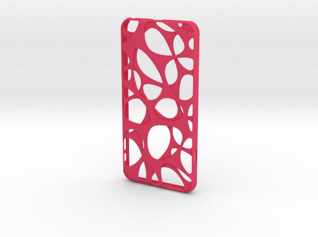 iPhone 6 plus / 6S plus Case_Voronoi