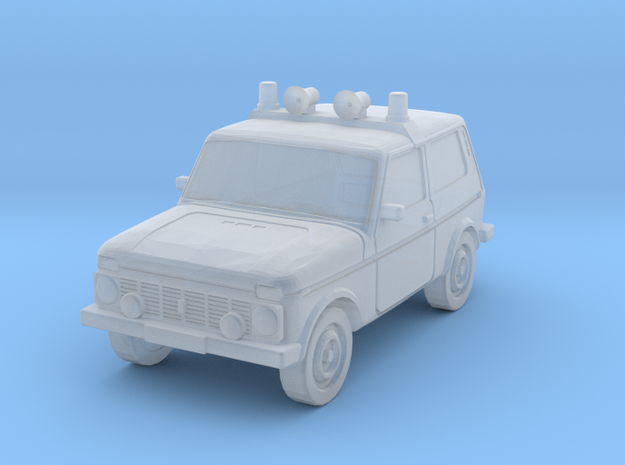 Lada-Niva VoPo (N, 1:160) 3d printed