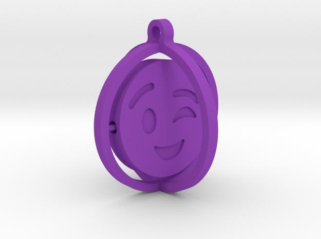 BeWink in Purple Processed Versatile Plastic