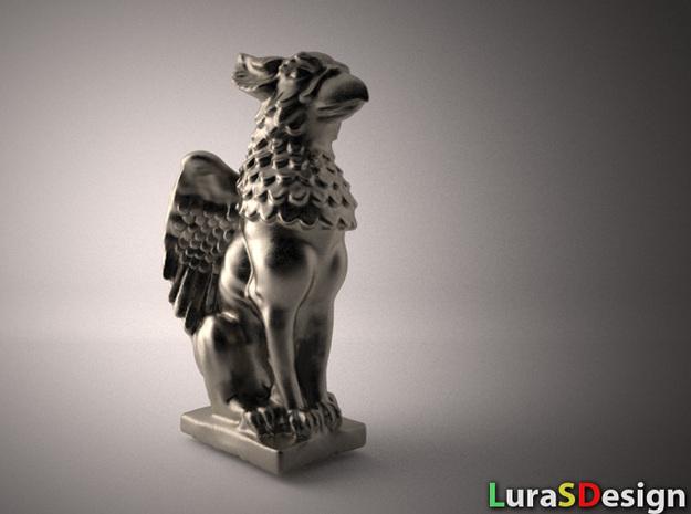 Griffon Gargoyle mini Statue