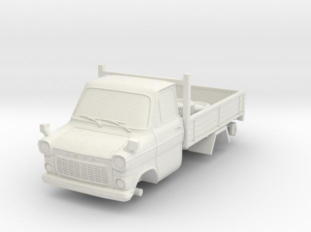 1-87 Ford Transit Mk1 Short Base Pickup Truck (rep