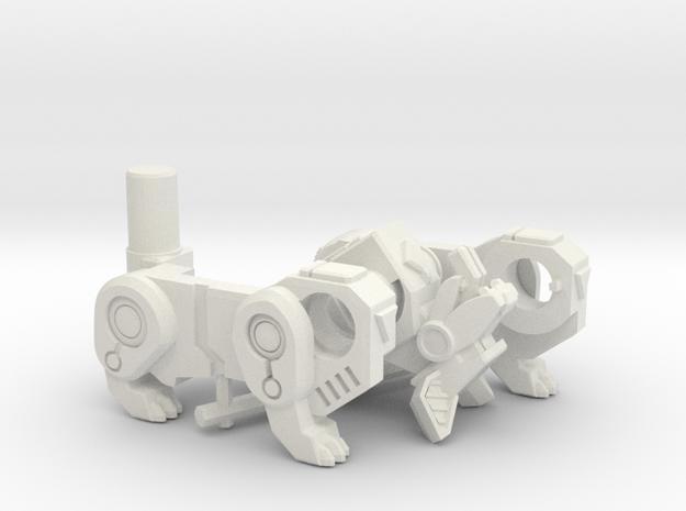 Sir Missilebottom (Corgi) Transforming Weaponoid