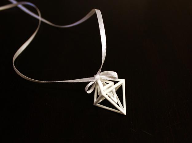 Thediamond 3d printed