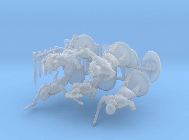 Uploadof5plussprues in Smoothest Fine Detail Plastic