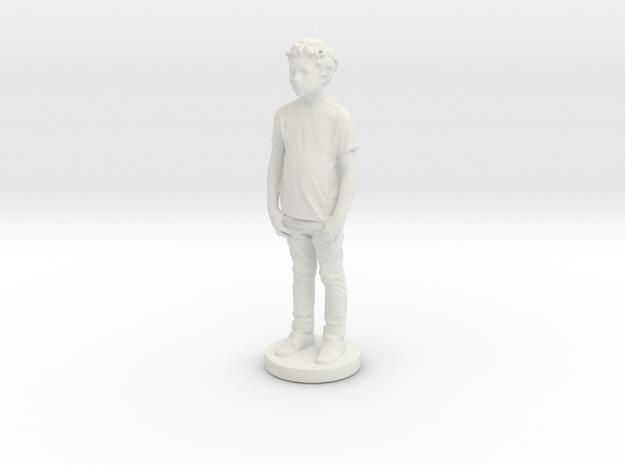 Printle C Kid 114 - 1/24 in White Natural Versatile Plastic