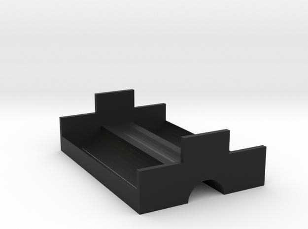 NLPWM B Box Triple 18650 in Black Natural Versatile Plastic