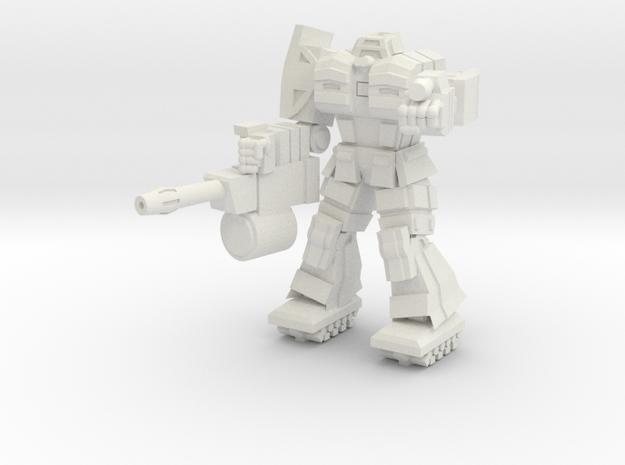 Dragoon Heavy Walker in White Natural Versatile Plastic