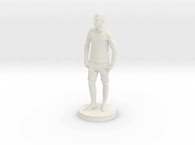 Printle C Homme 385 - 1/24 in White Natural Versatile Plastic