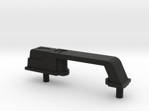 Door Handle D90 Team Raffee in Black Strong & Flexible