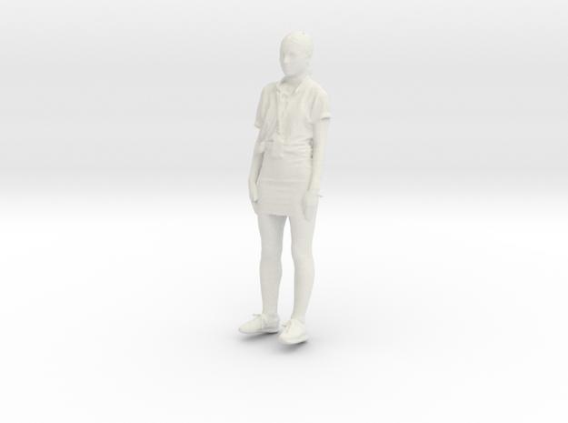 Printle C Femme 070 - 1/24 - wob in White Natural Versatile Plastic