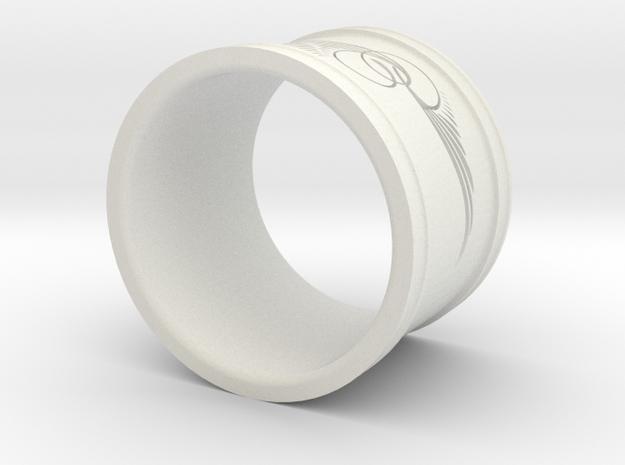 Pinstriper Ring 3d printed