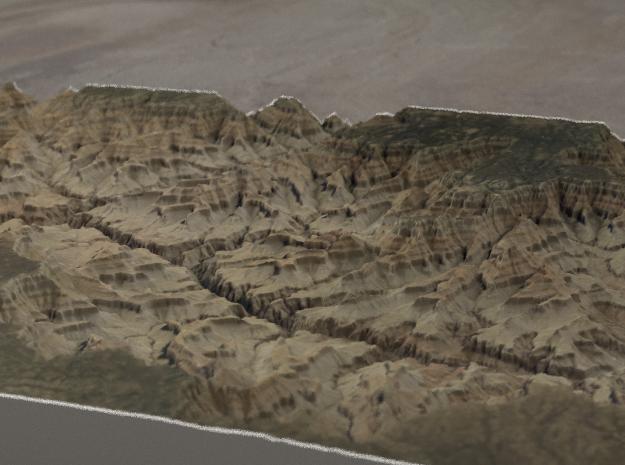 Grand Canyon, Arizona, USA, 1:100000 Explorer in Full Color Sandstone