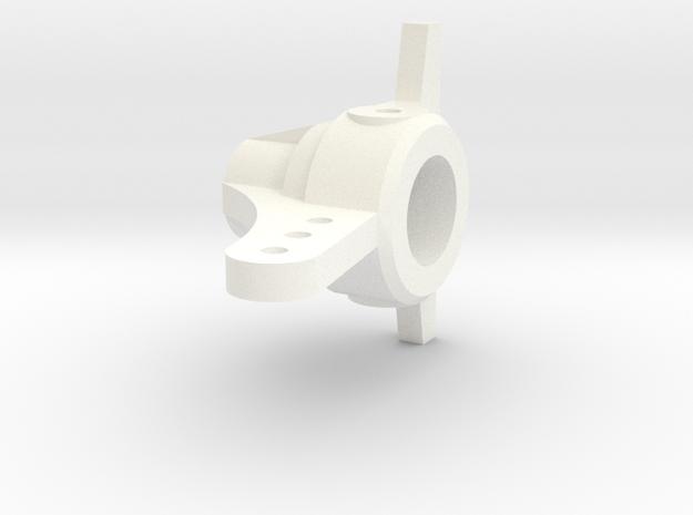 959-fronthub in White Processed Versatile Plastic