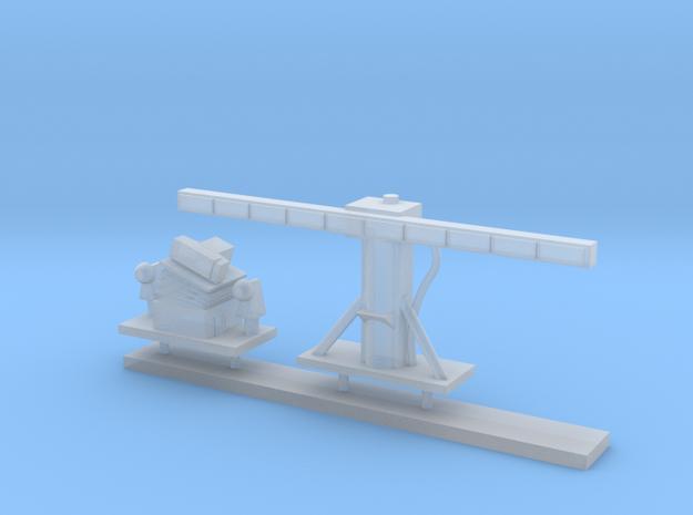 1/96 scale Landing Director Lights Set