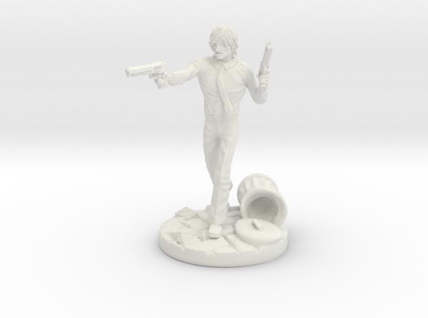 Chen Guns 3.0 in White Strong & Flexible