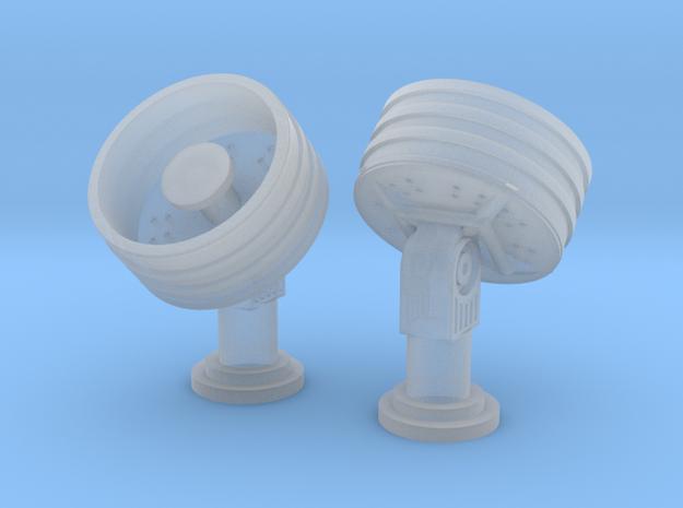 1:144 SatCom 45Deg in Smooth Fine Detail Plastic