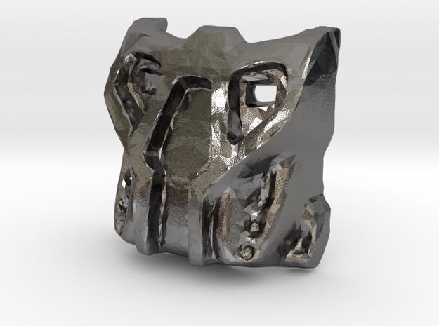 Krana Su in Polished Nickel Steel