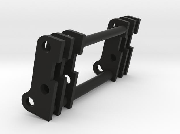 Frontloader Adapter 1/32 in Black Natural Versatile Plastic