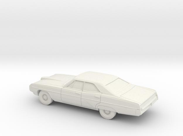 1/64 1968 Pontiac Bonneville Sedan