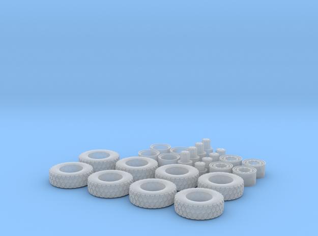 H0 1:87 Reifen 365/85 R20 für 8x8