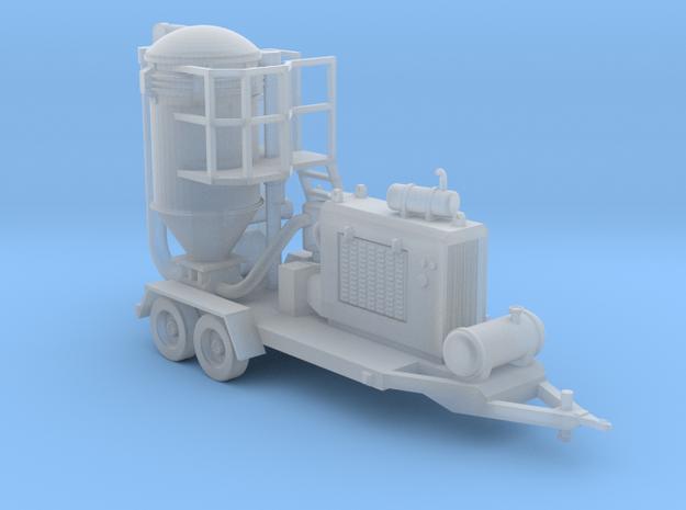 Grain Van - Closed-Towing - BP in Smooth Fine Detail Plastic