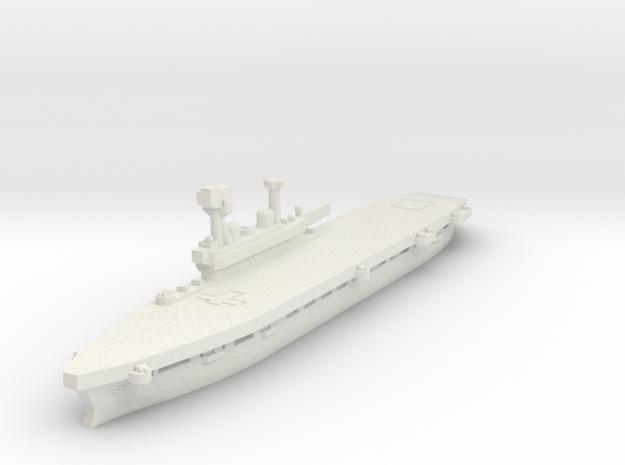HMS Eagle 1/1800 in White Natural Versatile Plastic