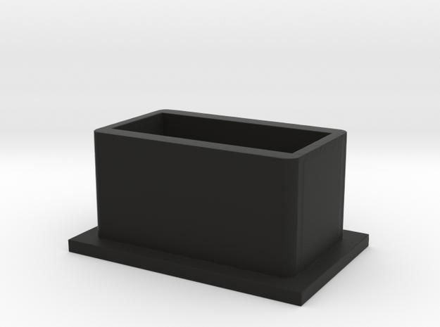 Panel LED Light Mount HLMP-2599 - Direct Replace in Black Natural Versatile Plastic