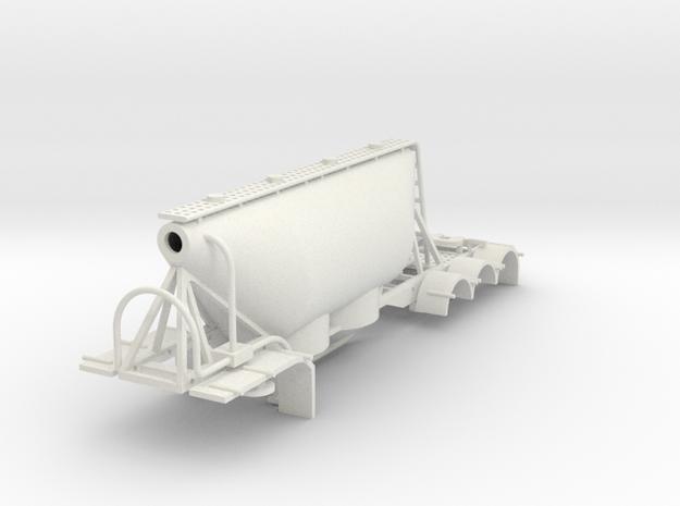 000579 Dry Bulk Trailer B - Double HO