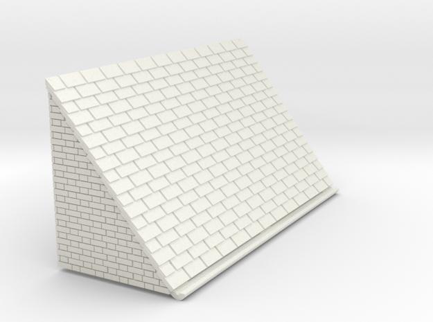 Z-87-lr-comp-l2r-level-roof-nc-nj in White Natural Versatile Plastic