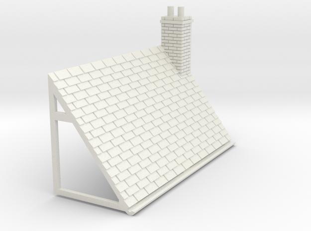 Z-87-lr-comp-l2r-level-roof-rc-lj in White Natural Versatile Plastic