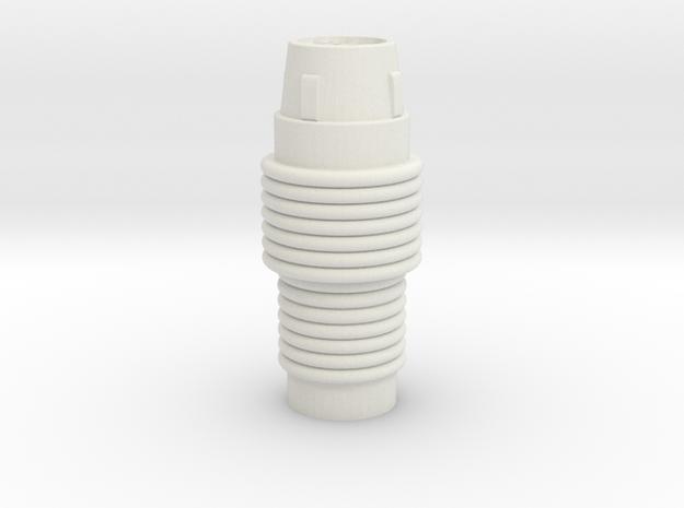 Imperial Comlink in White Natural Versatile Plastic