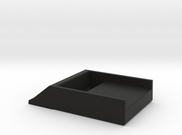 HP-71 Front Port Module Sysrom4 in Black Natural Versatile Plastic