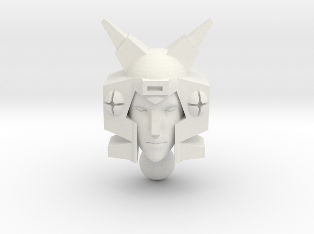 Elita One For Prime Arcee/ Gen Chromia in White Natural Versatile Plastic