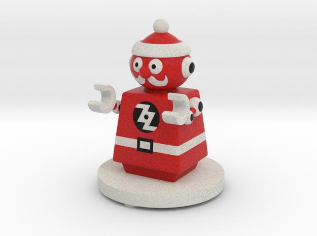 ZoZbot - Mr. SANTA 1