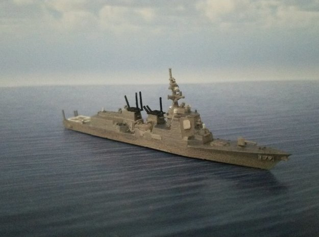 1/2000 JS 27DDG in Smooth Fine Detail Plastic