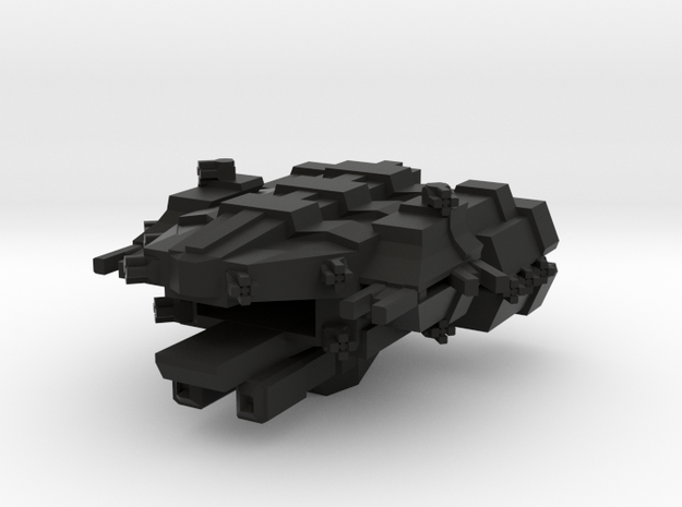 Colour Imperial Fortress Class Carrier in Black Natural Versatile Plastic