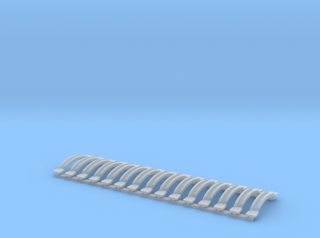 FERGUSON TE20 TRACKS in Smooth Fine Detail Plastic