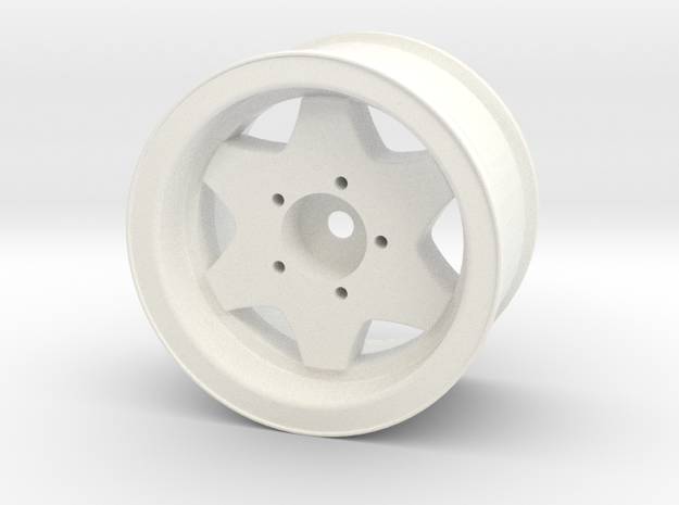"1.7"" CW / Borbet Wheel"
