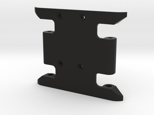DravTech SuDuZero Skid in Black Natural Versatile Plastic