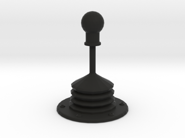 Shifter - AType - 1/10 in Black Natural Versatile Plastic