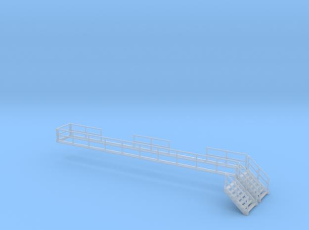 'N Scale' - Eng. Serv. Platform - Stairs/Railings