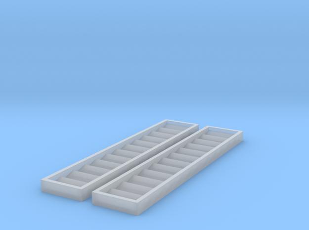 1/2256 Revell Venator Lip Vent set in Frosted Ultra Detail
