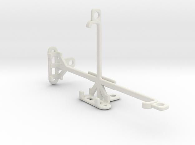 Xiaomi Mi 5s tripod & stabilizer mount in White Natural Versatile Plastic