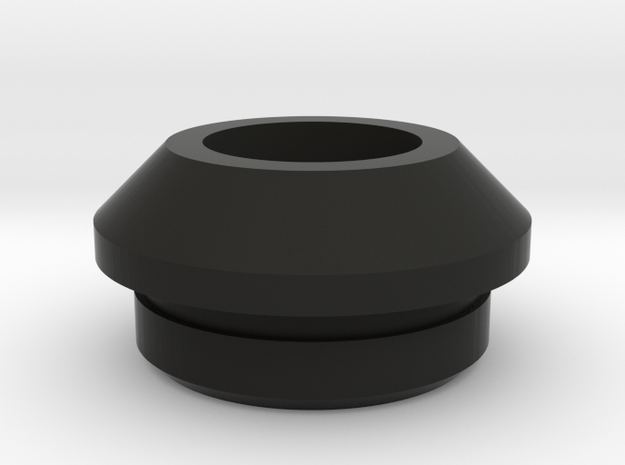 Shock Spring Retainer for Losi Mini T springs in Black Natural Versatile Plastic