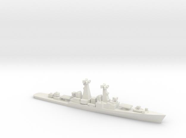 Kynda-class cruiser (1980), 1/12400 in White Natural Versatile Plastic